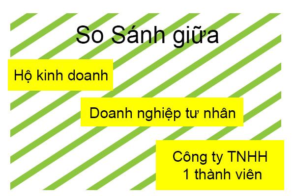 Ho Kinh Doanh Doanh Nghiep Tu Nhan Va Cong Ty Tnhh 1 Thanh Vien