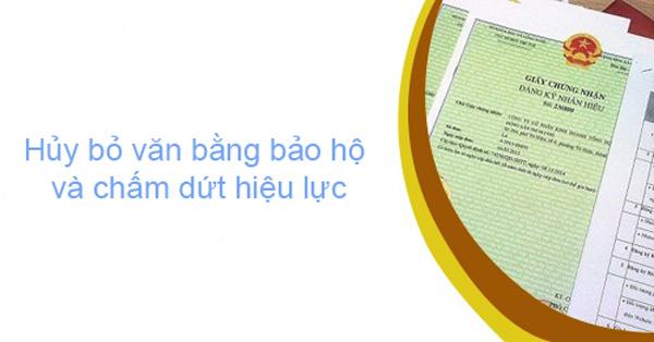 Huy Bo Hieu Luc Van Bang Bao Ho