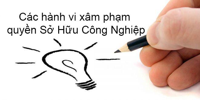 Xam Pham Quyen So Huu Cong Nghiep