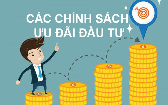 Cac Chinh Sach Uu Dai Dau Tu