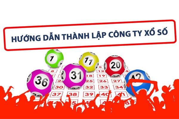 Huong Dan Thanh Lap Cong Ty Xo So