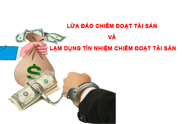 Phan Biet Lua Dao Va Lam Dung Chiem Doat Tai San