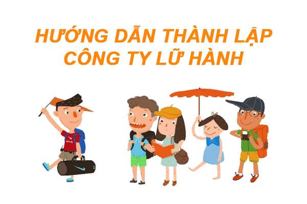 Thanh Lap Cong Ty Lu Hanh Noi Dia