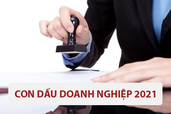 Con Dau Doanh Nghiep 2021