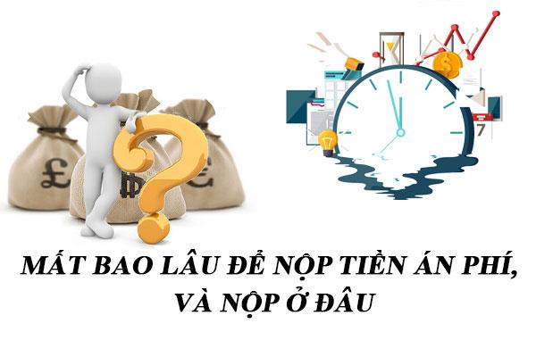 Mat Bao Lau De Nop Tien An Phi Va Nop O Dau